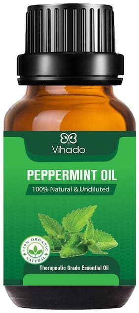 Vihado Peppermint Oil 10ml Pack of 1