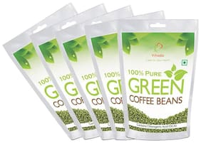 Vihado Premium Green Coffee  For Weight Loss -200g (Pack of 5)