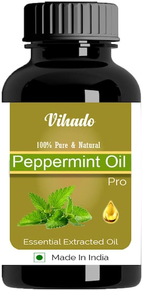 Vihado Pure Peppermint Oil 5 ML Pack of 1