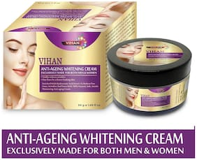Vihan Anti Agin Skin Whiting Cream 50 G