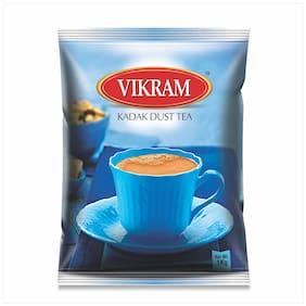 Vikram Kadak Dust Tea Strong Bold And Rich Flavour Perfect Morning Tea 1 Kg (Pack Of 1)