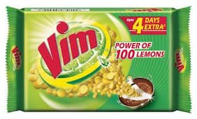 Vim Dishwash Bar 200 g Pack of 3