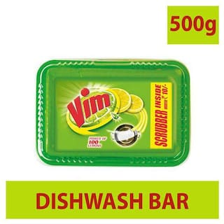 Vim Dishwash Bar - Lemon 500 g