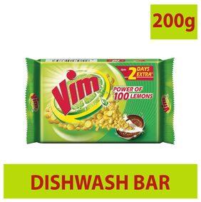 Vim Dishwash Bar 200 gm