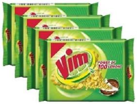 Vim Lemon Dishwash Bar 3+1 pack