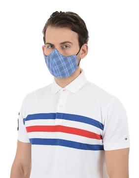Vira Clothings Men's Hawk Style 2 Layered Reusable Face Mask