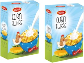 VitaMeal Corn Flakes 300 g (Pack of 2)