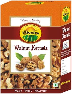 Vitonica Premium Brown Walnut Kernel 250g Each (Pack Of 1)