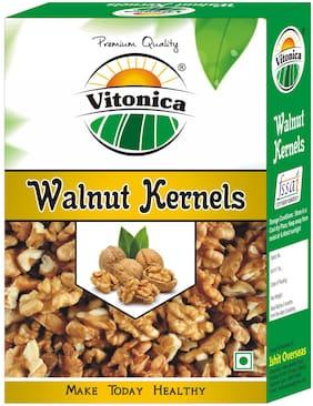 Vitonica Premium Walnut Kernel Light Halves 200g Each (Pack Of 1)