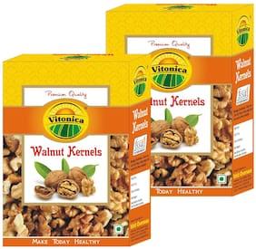 Vitonica Royal Walnut Broken 250g (Pack of 2) (Fresh and Good Taste)