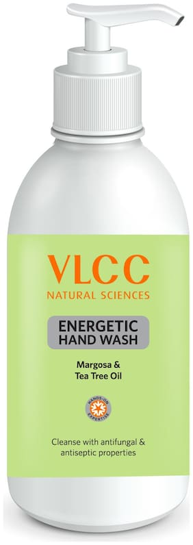 VLCC Energetic Hand Wash 200 ml ( Pack of 1 )