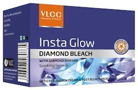 Vlcc Insta Glow Diamond Bleach 60 g