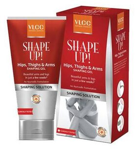 VLCC Shape up HTA Shaping Oil 100ml Pack Of One