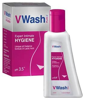 Vwash Liquid Wash 20 Ml