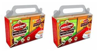 Wagh Bakri Instant Tea Premix Combo Sachet 168g (Pack of 2)