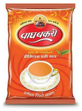 Wagh Bakri Leaf Tea 250 g