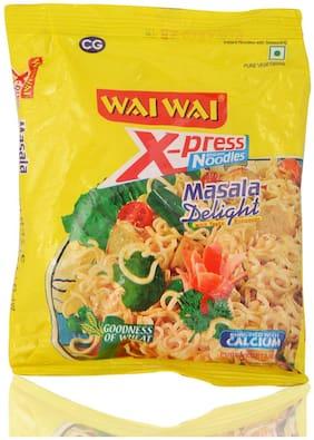 Wai Wai Xpress Instant Noodles Masala Delight 70 g