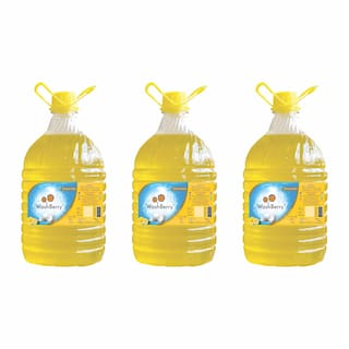 Washberry Concentrated Dish Cleaning Gel 5L (Pack Of 3)