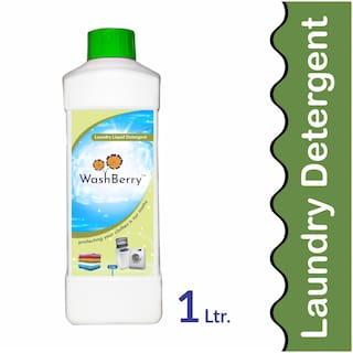Washberry Regular Detergent Liquid 1L (Pack Of 1)