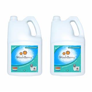 Washberry Superior Detergent Matic Liquid 5L (Pack Of 2)