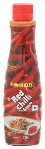 Weikfield Sauce - Red Chilli 200 g