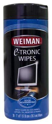 Weiman Wipes - E- Tronic 30 pcs
