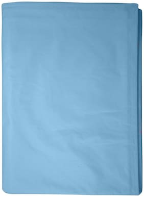 Welo High Quality Water Proof Plastic Bed Protector Sheet Pack of 1