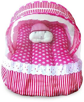 WELO High Quality Baby Bed cum Net to Protect from Mosquito