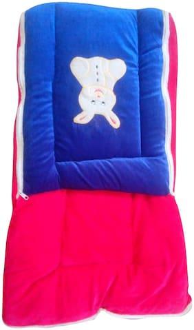 Welo Multipurpose Carrying, Sleeping And Bedding Bag Sleeping Bag (Multicolor)