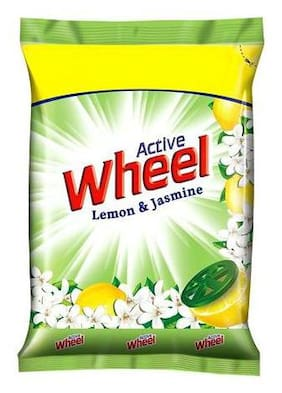 Wheel  Detergent Powder - Green Lemon & Jasmine  1 kg