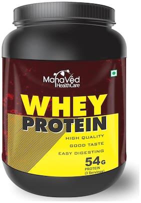 Mahaved Whey Protein Supplement 1 kg - Kesar Pista Badam