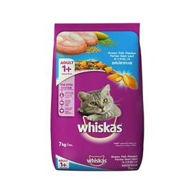 Whiskas (Adult - Cat Food) Pocket Ocean Fish 7 kg Pack