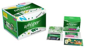 Whisper  First Period Kit 97 g