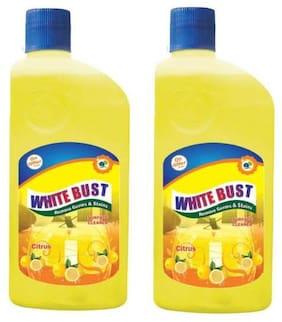 WhiteBust Floor Cleaner Citrus Pack of 2 (500ml Each)