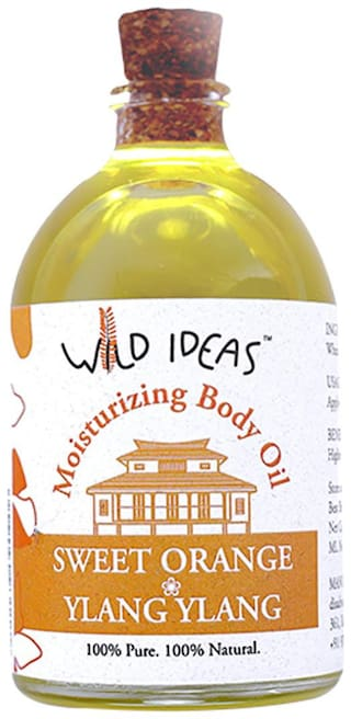 Buy Wild Ideas Moisturizing Body Oil Lemon grass 100 ml (Pack Of 1) Online  at Low Prices in India - Paytmmall.com