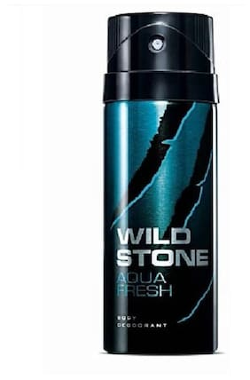 Wild Stone Aqua Fresh Body Spray - 150 ml
