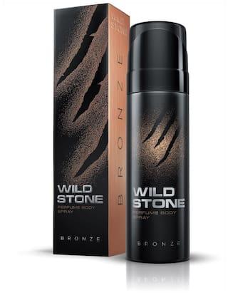 Wild Stone Bronze Body Perfume - 120 ml