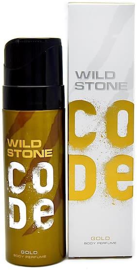 Wild Stone Code Gold Body Perfume