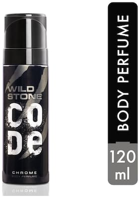 Wild Stone Code Chrome Body Perfume