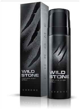 Wild Stone Chrome Body Perfume - 120 ml
