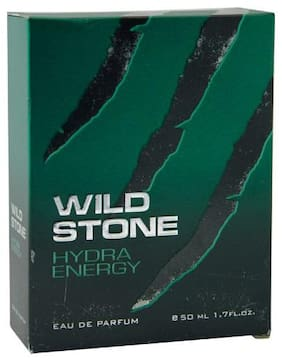 Wild Stone Eau De Parfum - Hydra Energy  For Men 50 ml