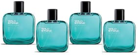 Wild Stone Edge Perfume For Men 50 Ml (Pack Of 4)