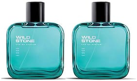 Wild Stone Edge Perfume For Men (Pack of 2  100ml each)
