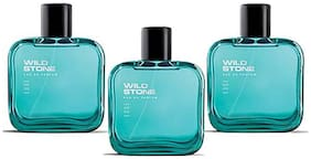 Wild Stone Edge Perfume For Men 50 Ml (Pack Of 3)