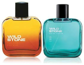 Wild Stone Edge and Night Rider Perfume for men (Pack of 2  100ml each)