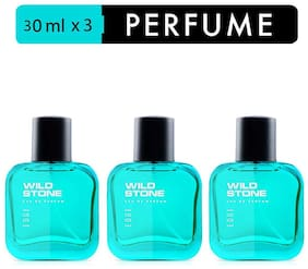 Wild Stone Edge Perfume Combo for Men 30ml (Pack of 3)