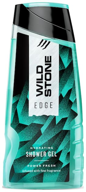 Wild Stone Edge Shower Gel for Men - 100 ml
