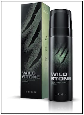 Wild Stone Iron Body Perfume - 120 ml