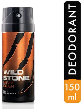 Wild Stone Night Rider Deodorant-150 Ml
