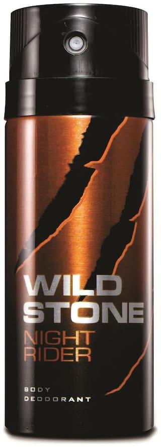 Wild Stone Night Rider Body Spray - 150 ml